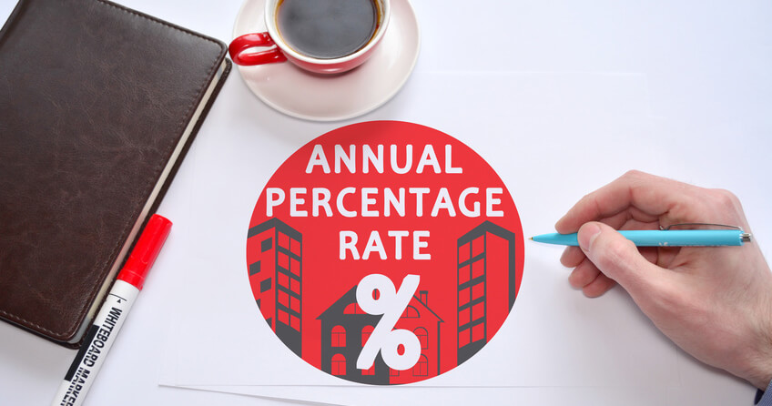 what is apr rate loans